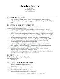 entry level nurse resume registered nurse resumes samples inspiration  decoration sample entry level nursing resume skills