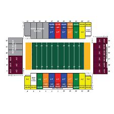 Dakota Seating Chart Tickets North Dakota State Bison Football Vs Nicholls