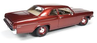 1966 Chevrolet Biscayne Coupe | Round2