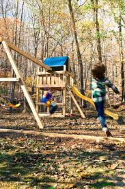 Swing Set Designs Diy Easy Wooden Swing Set Plans How To Build A Swing Set For