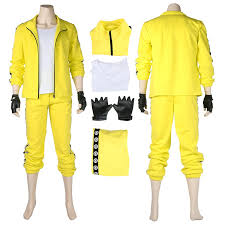 PUBG Yellow Tracksuit SET Battle Royale ...