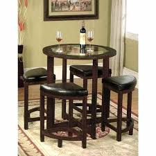 round counter height dining sets 5 piece round counter height dining set in solid wood with glass table top counter height dining sets 9 piece