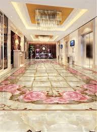 Großhandel Tapezieren Sie 3d Geprägte Marmorkunst Fliese Mosaik