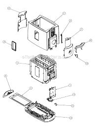 similiar toaster parts diagram keywords oster 3809 parts list and diagram ereplacementparts com