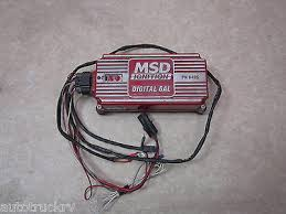 msd digital 6al ignition control box 6425 multiple spark cd rev msd digital 6al ignition control box 6425 multiple spark cd rev limiter tested