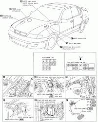 Infiniti i30 radiator fan further together with 97 geo metro stereo wiring diagram together with 1997