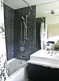 modern shower curtain rod incredible traversetrial home design ideas 2