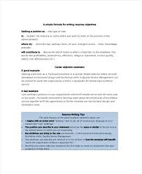 Strong Objective Statements For Resume strong objective statements for resume foodcityme 72