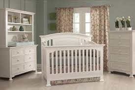 Amazon.com : Centennial Medford Lifetime 4-in-1 Crib- White : Baby