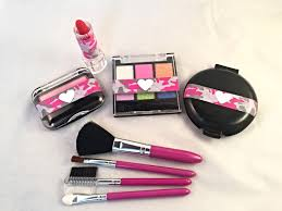 makeup kits for little girls. pretend makeup - toys for toddlers by lipstickandbowties on etsy https://www. kits little girls