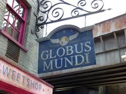 globus mundi now under construction in diagon alley at universal studios florida orlando parkstop