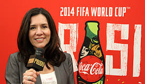 PRODU | Alba Adamo of Coca-Cola: We're honored to help fans feel ...