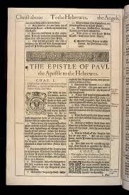 Philemon Chapter 1 1 Hebrews
