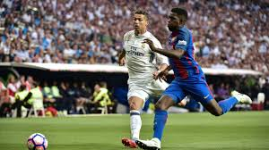 When do Barcelona and Real Madrid play El Clasico in 2017 18