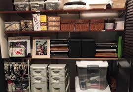 Home Office Closet Organization by Get Organized LA