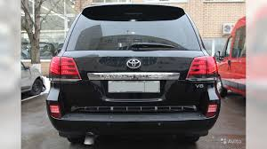 <b>Задние светодиодные фонари</b> Тойота Ленд Круизер 200 купить ...