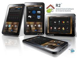 Control house lights with iphone Light Bulb Specifically Krikorian Has Developed An Android App For Crestron The Home Control System That Powers His Own House Codenamed R2 The Solution Will Be Alibaba Sling Founder Brings Android To Home Control Electronic House