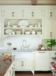 cream and white kitchen
