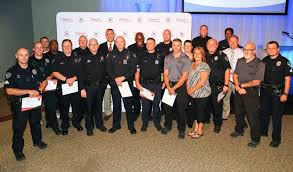 City of Concord honors police officers for years of service | Latest  Headlines | independenttribune.com