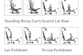 Exercise Wall Chart Free Download Bowflex Xtl Workout Manual Download Bowflex Xtl