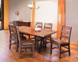 rustic leather dining room chairs. rustic dining room chairs leather simple intended other - home n