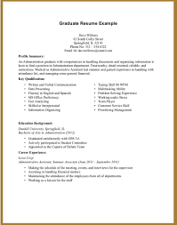Resume With No Work Experience Resume No Workrience Resume Exceptional Free Templates Sample College 21