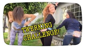 Twerking Challenge YouTube