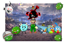 Angry Birds Ultimate: World of Light | Angry Birds Fanon Wiki
