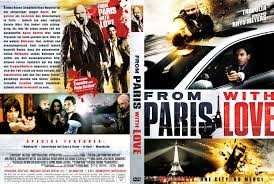 From Paris With Love Free DVD Cover deutsch