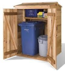 recycling bin storage. Simple Bin Green Pod Recycling Storage Shed  Inside Bin
