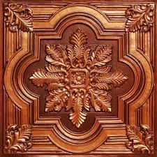 206 faux tin ceiling tile glue up 24x24 ceiling tile faux tin ceiling tiles menards
