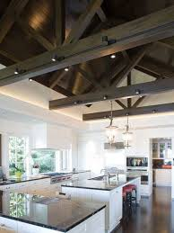 vaulted ceiling track lighting. Kitchen Tracking Lighting Ideas Vaulted Ceiling Track L