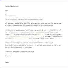 Sample Donation Letters Fundraising Letters Template Stagingusasport Info