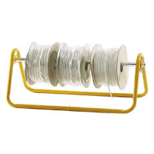 reel racks cable and wire storage