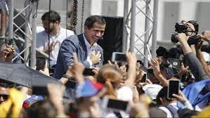 Guaidó convoca a movilización en toda Venezuela el 23 de febrero por ayuda  humanitaria