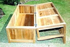 bench storage box deck storage benches storage bench plan deck benches with storage deck storage box