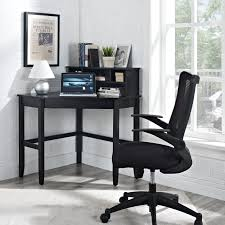 black writing desk. Black Writing Desk 2