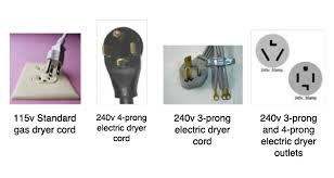 is your dryer gas or electric debbie s blog dryer cords outlets