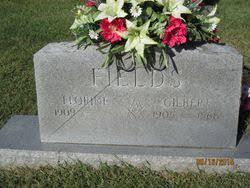 "Alonzo Glancus ""Lonzo or Gilbert"" Fields, Jr (1905-1968) - Find A Grave  Memorial"