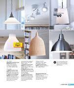 ikea lighting catalogue. Ikeas Basisk Light Gl Shades In Ikea Catalogue 2009 By Lighting