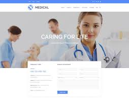 30 Doctor Website Templates For Medical Practitioners 2019