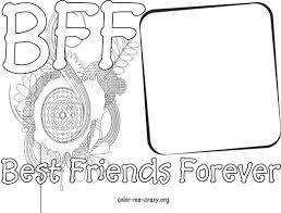 75 Beste Best Friends Forever Kleurplaat Top Beste Kleurplaat Nl