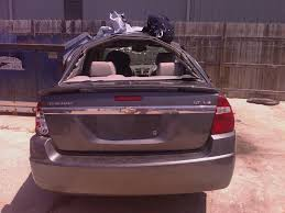 2005 Chevrolet Malibu Air Bags Failed To Deploy: 3 Complaints