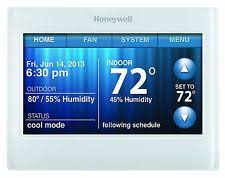 lennox ac thermostat. honeywell th9320wf5003 wi-fi 9000 color touch screen programmable thermostat, x lennox ac thermostat
