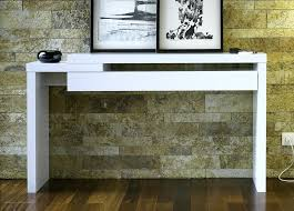modern white console table. Fine Modern Modern White Console Table With Drawers Decoration Dining  Furniture Stone Intended Modern White Console Table A