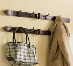 Vintage Ski Coat Rack Dishfunctional Designs Hold It Right There Creative Coat Racks Hooks 16