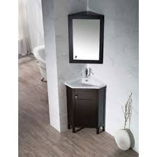Small corner vanity Ikea Millard 2425 Wayfair Small Bathroom Corner Vanity Wayfair