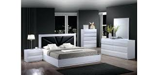 Bedroom Sets White Modern Furniture High Gloss Black Uk – dsom2005.org