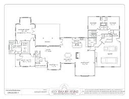 one story open floor plans elegant open floor plans one story house concept single log home