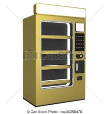 Vending Machine Graphics Cool Vending Machine The Objects Made At 48d Stock Illustrations Search